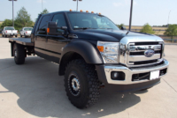 Ford F550 Severe Duty Stage 1