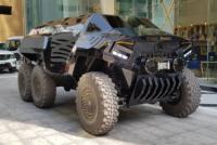 Devel Sixty Dubai Police 6x6