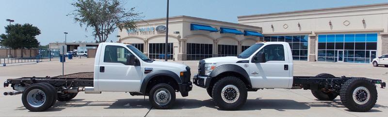 Ford F550 Severe Duty Stage 1 | Startracks Custom Trucks