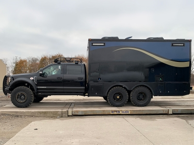 Ford F550 6x6 Clinic