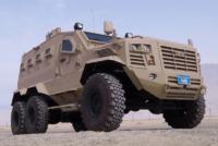 IAG Guardian 6x6 MRAP