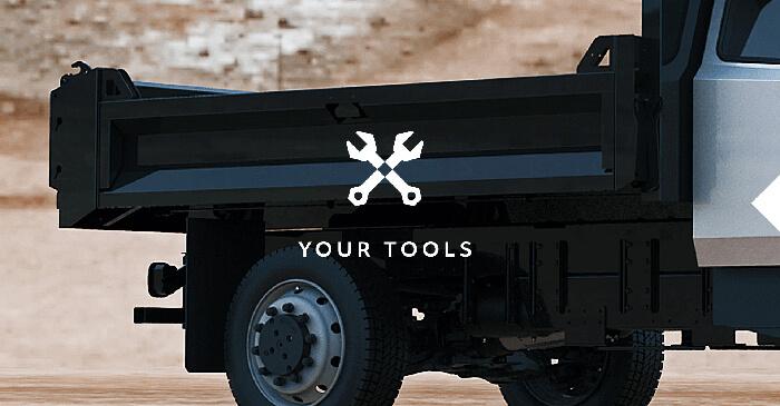 Zeus Electric Truck Your Tools