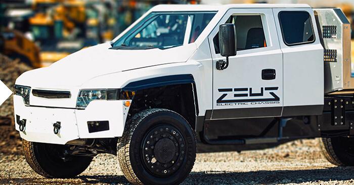 Zeus Electric Truck Engineered to Last