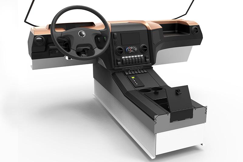 Zeus Electric Chassis   Startracks Custom Trucks
